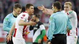 Köln wütet gegen den Video-Schiedsrichter