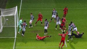 Torwart-Tor rettet Klopps FC Liverpool