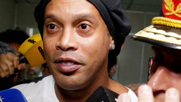 Ronaldinhos Haft wird nun zur Tortur