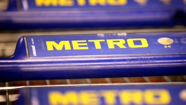 Metro kämpft mit Preissenkungen um Kunden