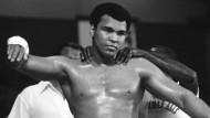 """""""I am the Greatest"""": Muhammad Ali war selbstbewusst und ließ es alle wissen."""