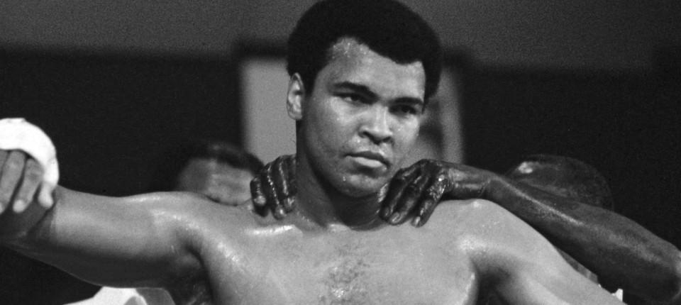 The Greatest Zum Tod Von Box Legende Muhammad Ali