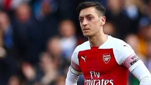 Die unklare Zukunft des Mesut Özil