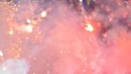 """Haben die Bosnier das Feuerwerk """"absichtlich veranstaltet, um das Spiel zu beeinflussen""""?"""
