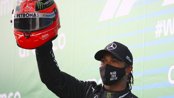 Hamilton und der Helm des Meisters