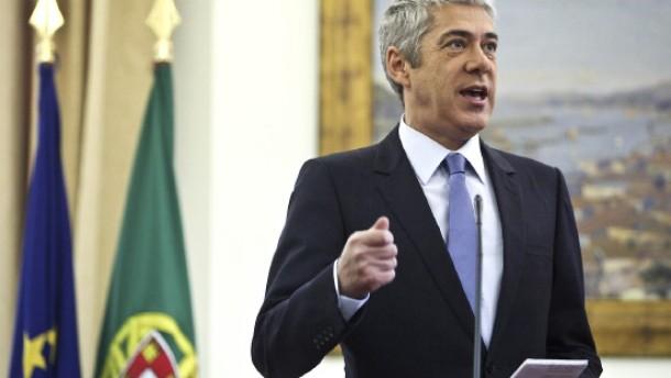 """""""Portugal wird nicht um Hilfe bitten"""""""