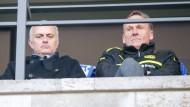 Dortmund reißt Mourinho nicht vom Sitz