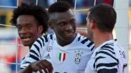 Juventus schießt sich für Real Madrid warm