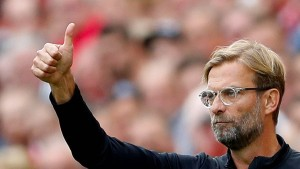 Liverpool-Gala gegen Arsenal