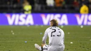 Beckham trifft aus elf Metern - und verliert trotzdem
