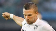 Nächste bittere Niederlage für Podolski