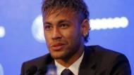 Neymar zahlt eine Millionen-Strafe