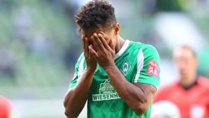 Werder Bremen ohne Chance