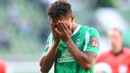 Die Leistung der Bremer um Theodor Gebre Selassie reicht gegen die Hertha nicht aus.