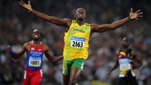 Spekulationsobjekt Usain Bolt