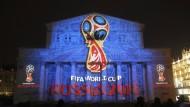 Das nächste Turnier steht bevor: Fußball-WM 2018 in Russland.