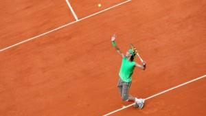 Rafael Nadal deklassiert Roger Federer