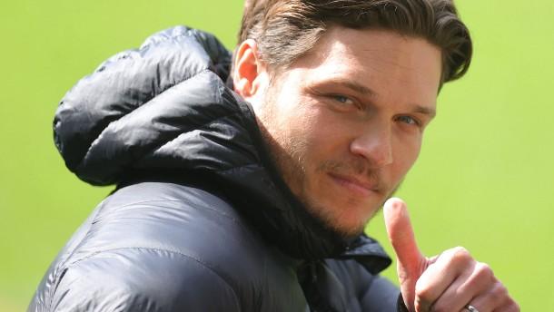 Die Zukunft von Trainer Terzic bleibt ein Geheimnis