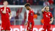 Desillusioniert: Die Bundesliga hinkt hinterher.