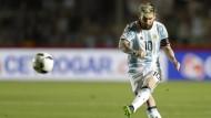 Messi verzaubert Argentinien mit Traumtor