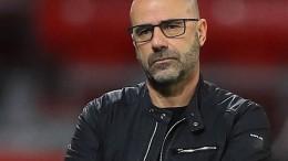 """""""Alles Quatsch!"""": Leverkusen-Trainer nach 6:2 verärgert"""