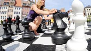 Alle Fußballer sollten Schach spielen
