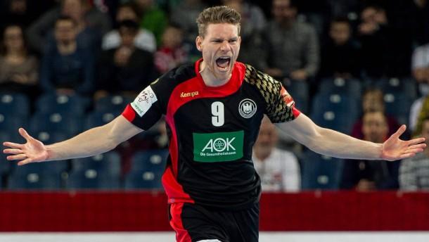 """Handball-Deutschland und sein """"Mann ohne Nerven"""""""