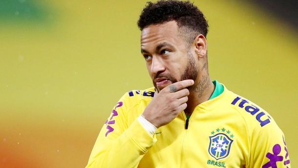 Neymar und eine entscheidende Frage für die Zukunft
