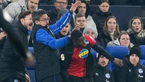 Keine Sperre für Schalke-Coach Wagner