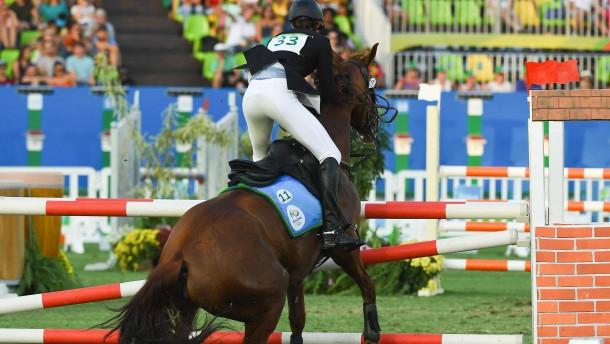 Legende Bolt, Gold im Maracana und ein verweigerndes Pferd
