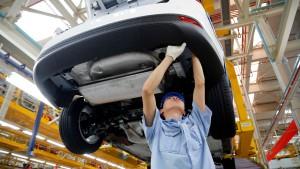 Autobauer können sich auf China verlassen
