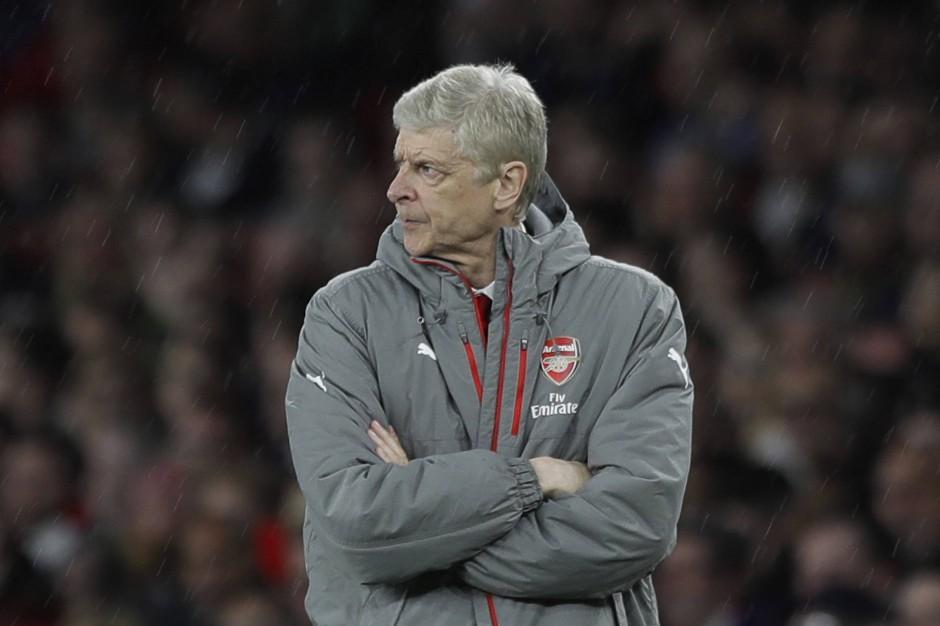 Seit 21 Jahren Trainer des FC Arsenal: Arsene Wenger