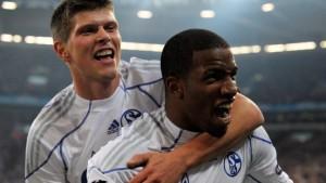 Schalke: Stark und schön ins Achtelfinale