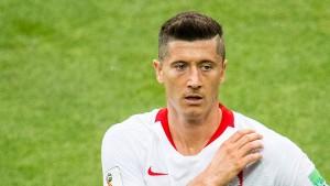 Fehlstart für Polen und Lewandowski