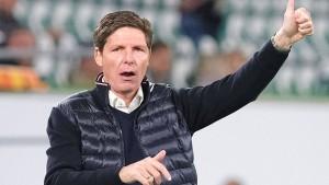 """""""Fußballtrainer ist der zweitschönste Job der Welt"""""""