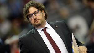 Trinchieri nicht mehr Trainer in Bamberg