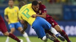 Brasilien verzweifelt bei Videobeweis-Drama