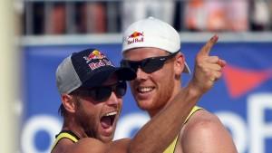 Brink/Reckermann sind Europameister