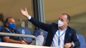 Grund allen Übels: Schalke und Aufsichtsratschef Clemens Tönnies erleben ein Imagedesaster.