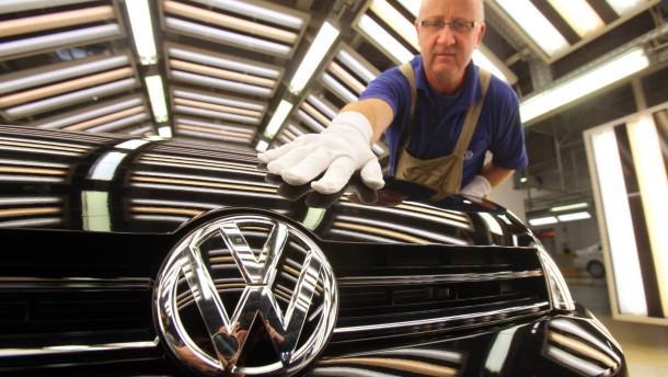 Sind die Aussichten bei VW auch so glänzend wie die Zahlen von 2012?