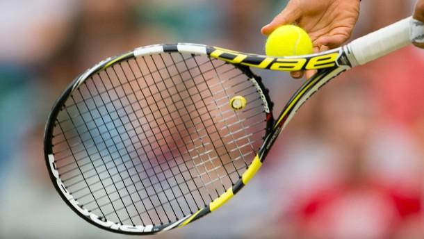 Tennis mit Publikum bei neuer Turnierserie