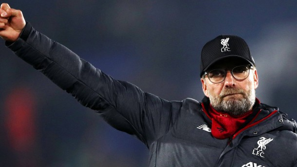 Die Weihnachtsgala des FC Liverpool
