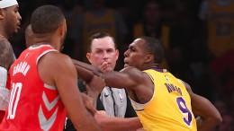 Sperren für NBA-Prügler