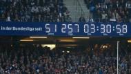 As time goes by: Wann läuft die Bundesliga-Zeit des HSV ab?