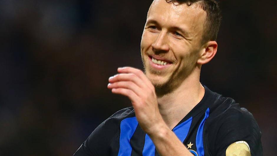 Ab sofort im Münchner Trikot: Ivan Perisic kommt von Inter Mailand zu den Bayern.
