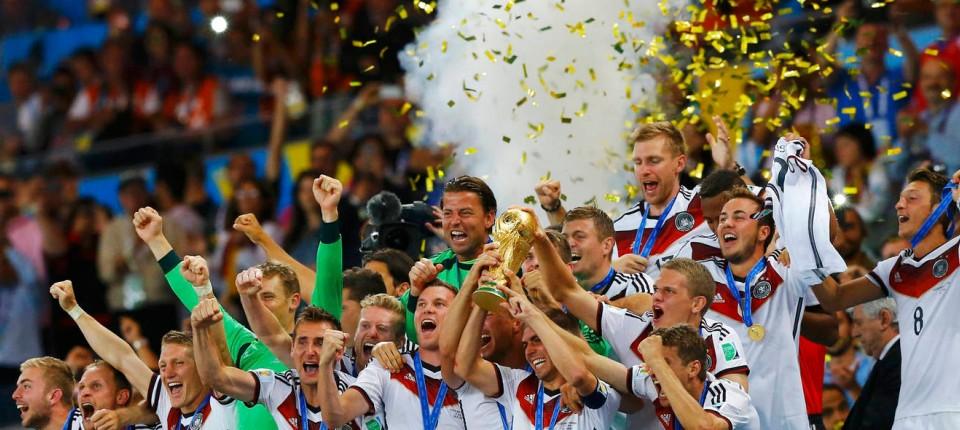 Deutsche Wm Pramie 300 000 Euro Fur Die Weltmeister