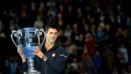 Djokovic bleibt die Nummer eins der Welt