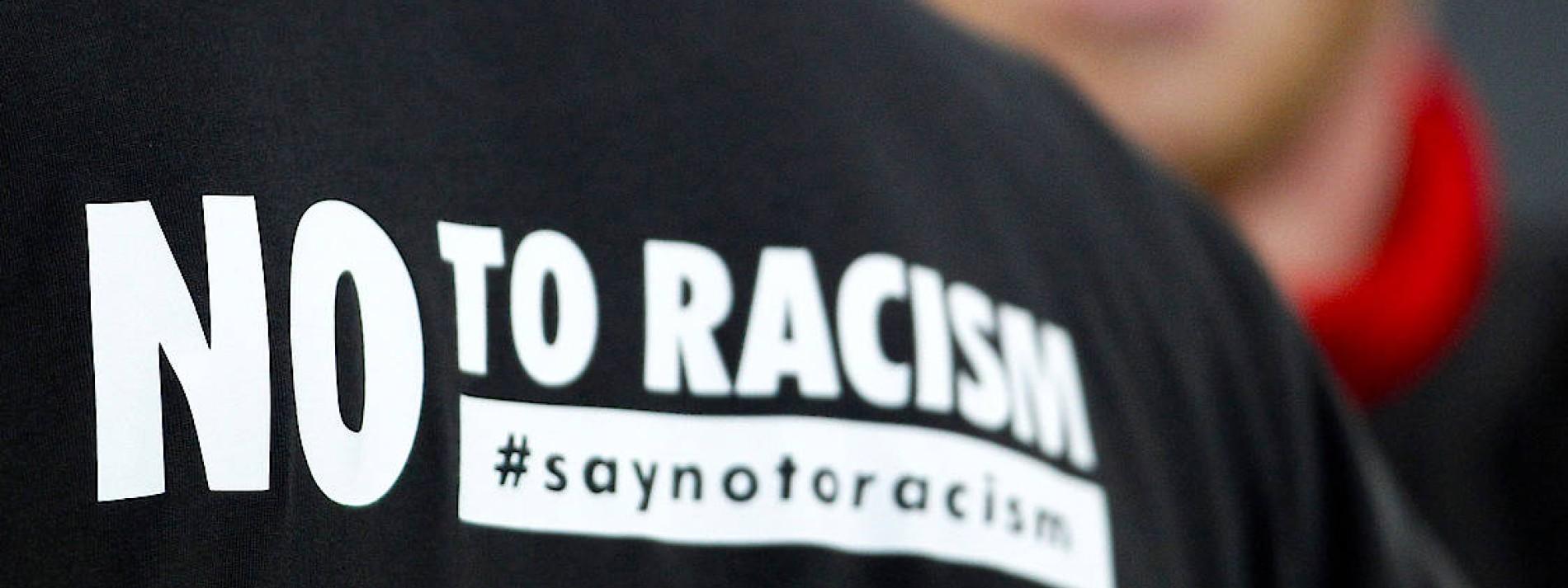 Rassist!