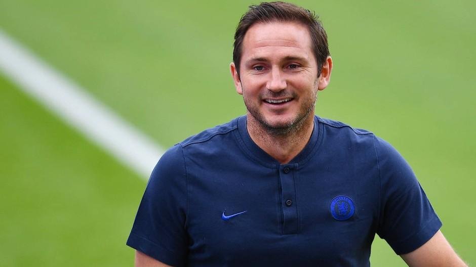 Frank Lampard will mit dem FC Chelsea die Spitze der Premier League angreifen.