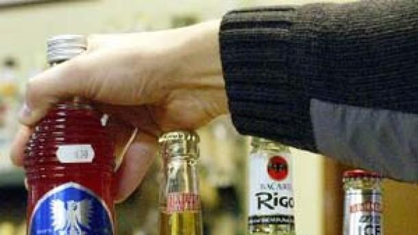 Die Präparate vom Alkoholismus in den Apotheken